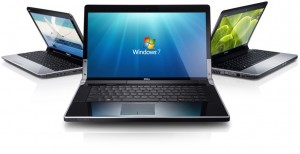 Toshiba, Ibm and Dell laptops