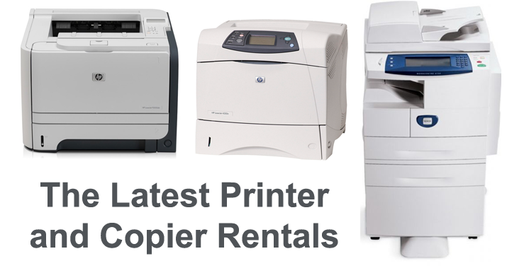 printer rental denver
